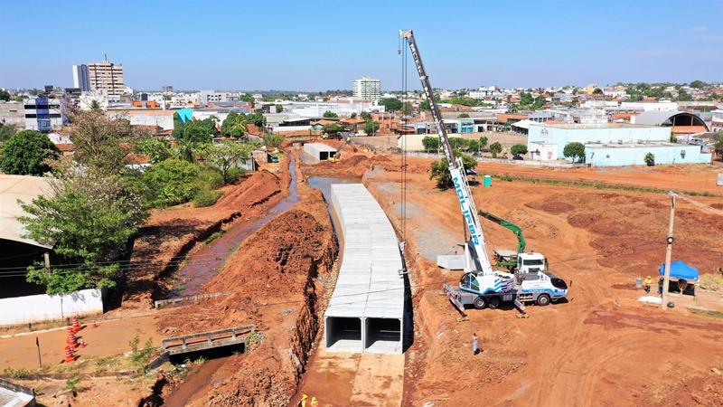 Secretaria da Infraestrutura terá investimento de R$ 172,2 milhões
