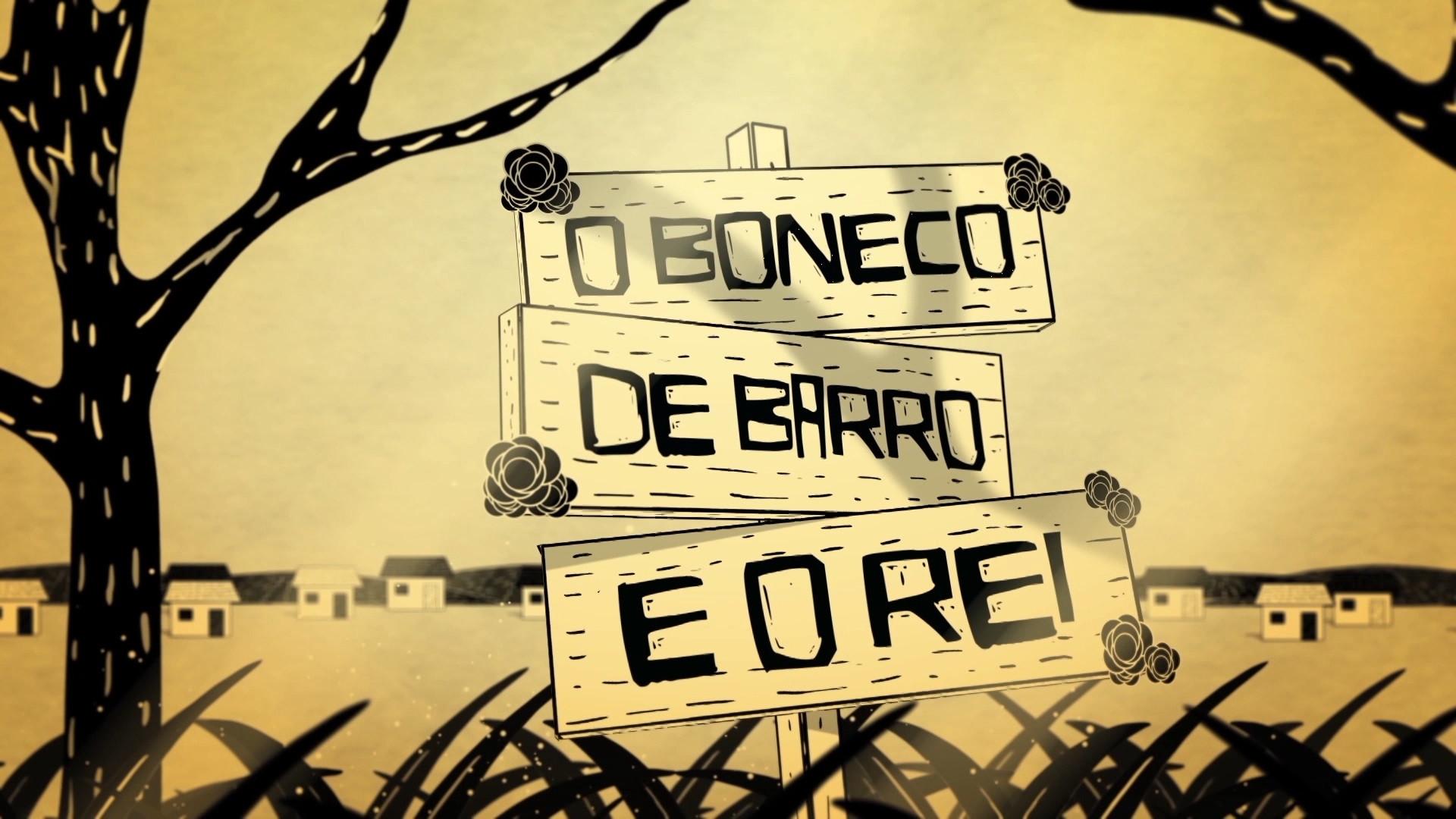 """""""O Boneco de Barro e o Rei"""" tem roteiro e direção assinado por Nival Correia"""
