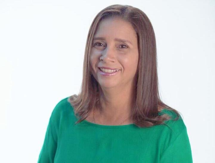 Valdirene Cesário, pré-candidata pelo PT de Araguaína.